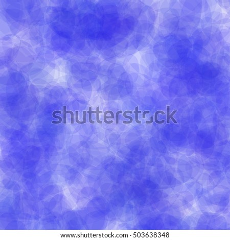 Blue dream pastel background, raster version