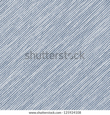 Blue fabric texture for background usage - stock photo