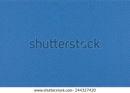 blue fabric texture with abstract pattern - stock photo