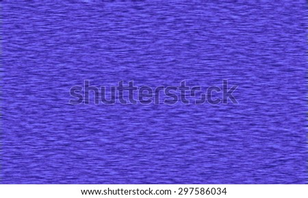 blue fibers blurred abstract background - stock photo