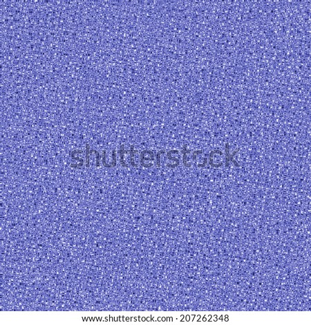 blue flecked material texture for background - stock photo