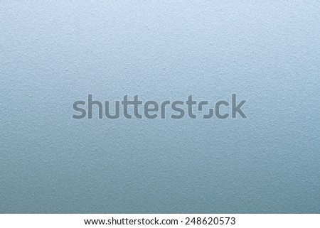 Blue Frosted Glass Texture