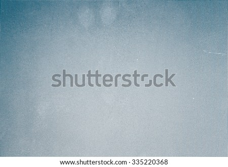 blue glass texture - stock photo