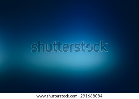 blue gradient background, abstract illustration of deep water - stock photo