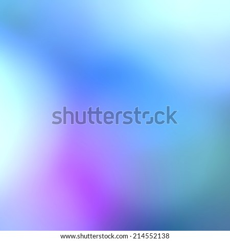Blue gradient  defocused abstract photo smooth background  - stock photo