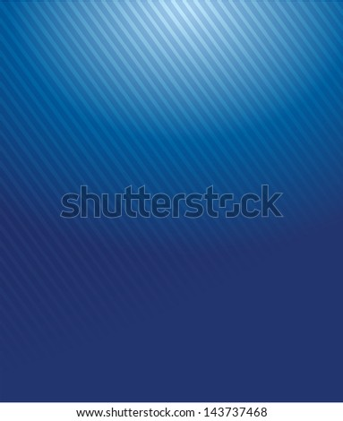 blue gradient lines pattern illustration design background - stock photo
