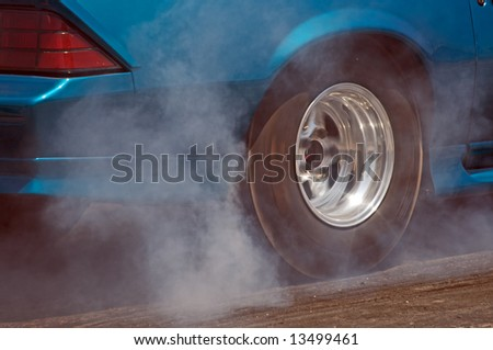 how to clean tire rubber off car