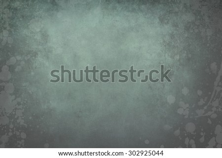 blue grunge  background with stains  - stock photo