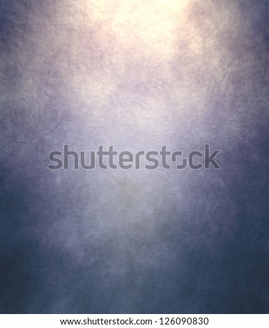 blue grunge texture with highlights - stock photo