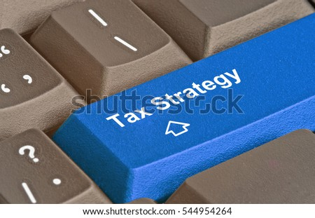 Blue key for tax planning