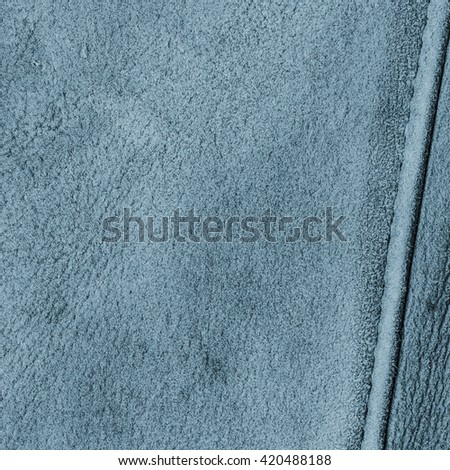 blue leather texture,seam