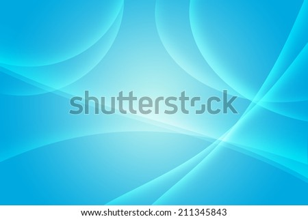 Blue Lines Abstract Background