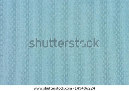 Blue mat texture - stock photo