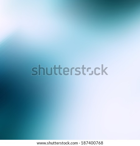 Blue motion abstract background for your design - stock photo