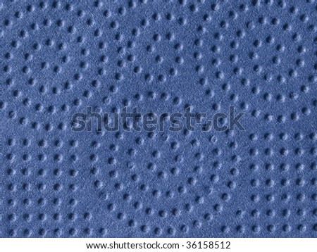 blue paper texture, - stock photo