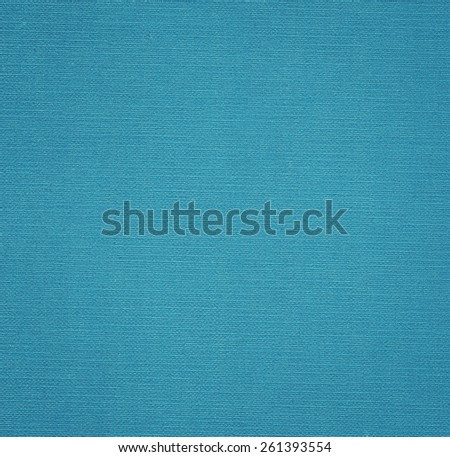 Blue paper texture background - stock photo