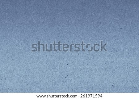 Blue Paper Texture. Background - stock photo