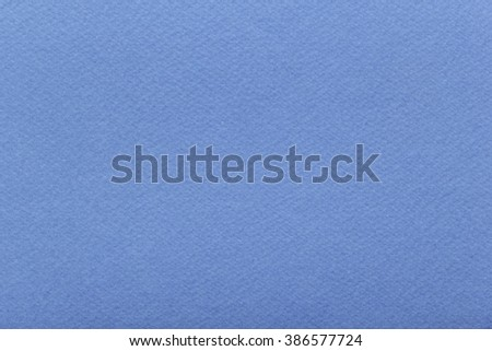 Blue paper texture background.