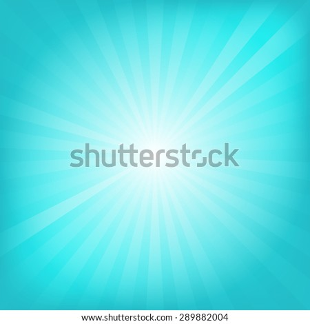 Blue rays texture background illustration