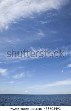 blue seascape,nature background