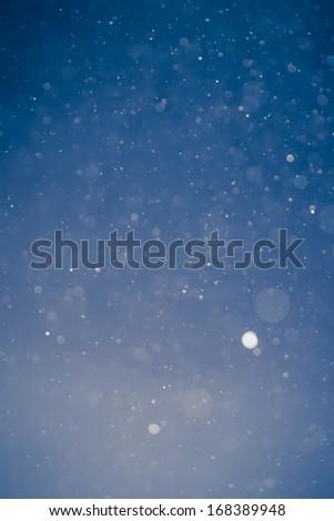 blue shiny background - stock photo