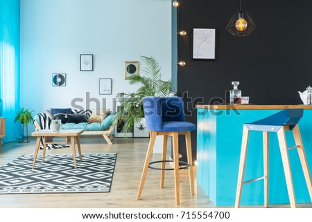 Kitchen Island Against Wall dining against table wall stock images, royalty-free images
