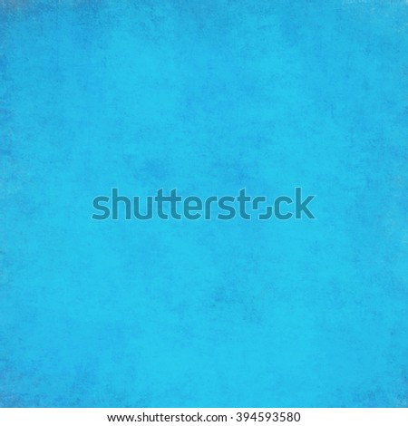 blue teal background with vintage grunge background texture design with elegant color paint on wall illustration for paper or web background templates, grungy old background paint, abstract background - stock photo