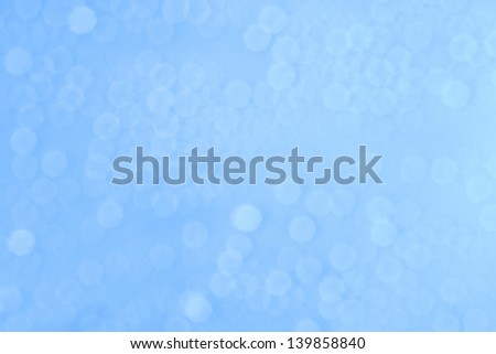 Blue texture or background - stock photo