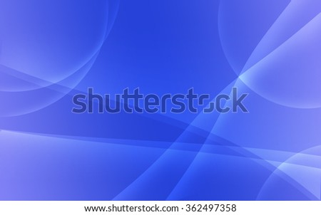 Blue tint abstract overlapping tides background