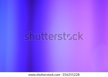 Blue, Violet, Purple And Pink Blurred Abstract Background - stock photo