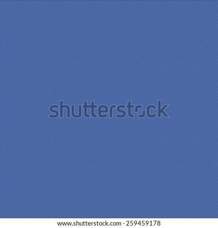 Blue Weave Texture - stock photo
