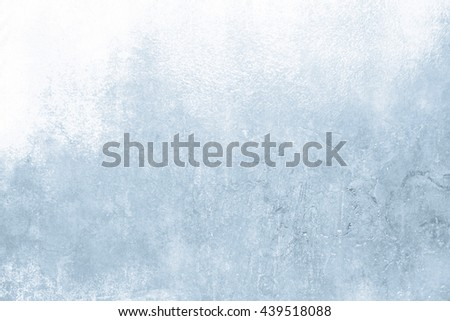 Blue white abstract background gradient with soft texture - stock photo