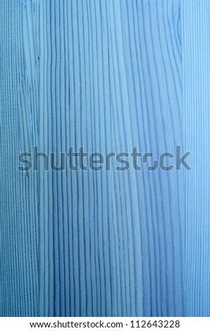 blue wood texture - stock photo