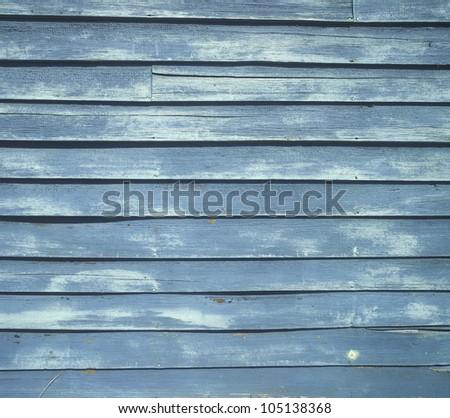 Blue Wood, Wisconsin - stock photo