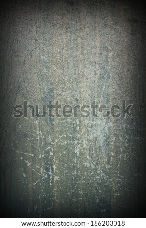 blue wood with scratched layer, abstract distressed pattern for your design