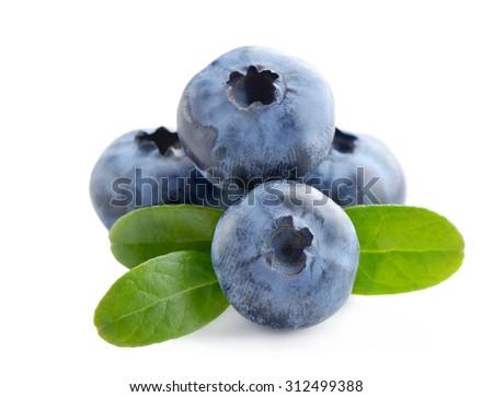 Blueberry. - stock photo