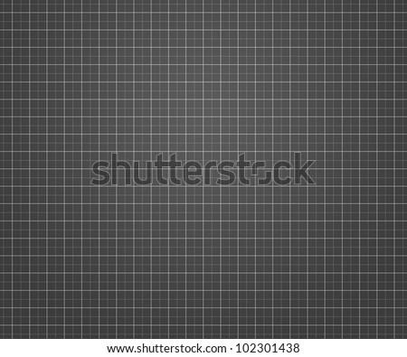 Blueprint Background Texture - stock photo
