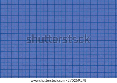 Blueprint Grid Paper Texture - stock photo