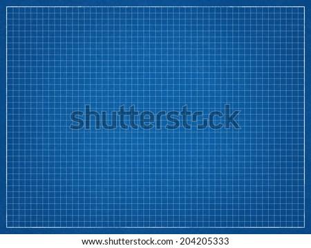 Blueprint paper grid ilustracin de stock204205333 shutterstock blueprint paper grid malvernweather Gallery