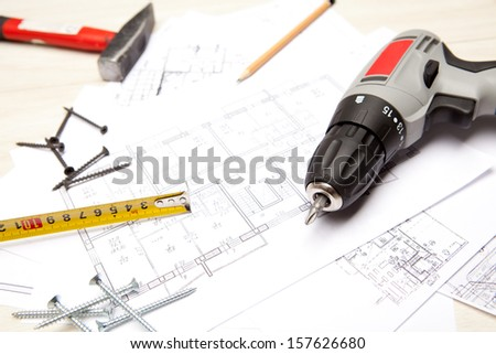 Blueprints and tools