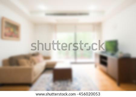 Living Room Background