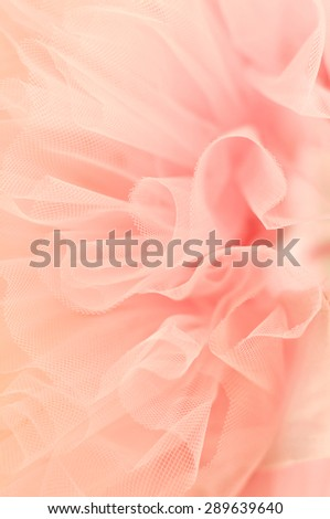 Blur background from delicate fabric - stock photo