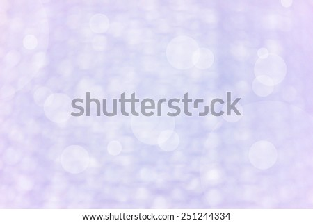 Blur Background of Air bubble wrap foil welcome to valentine day - stock photo