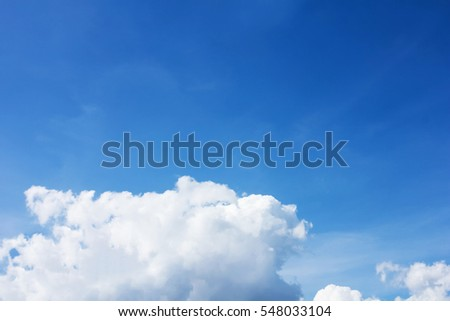 Blur blue pastel heaven clouds sky background. Soft focus lans flare sunlight. Abstract blurred cyan gradient with beautiful bokeh. Open view out windows summer spring.