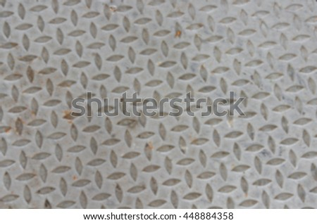 Blur blurred, metal texture diagonal pattern on gray for the background