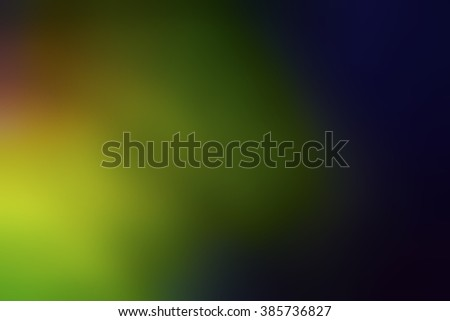 blur blurred unfocused soft abstract background texture wall wallpaper backdrop orange yellow green dark color splash warm