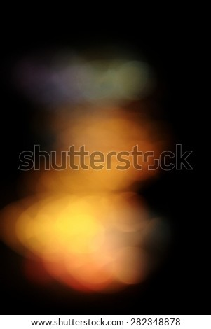 Blur light background abstract explosion - stock photo