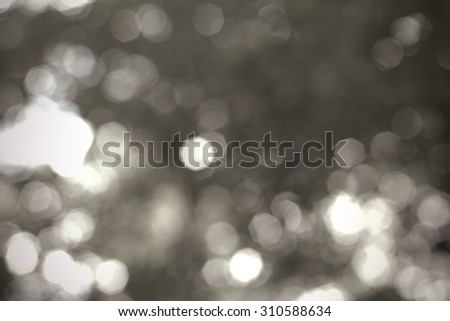 blur nature background - stock photo