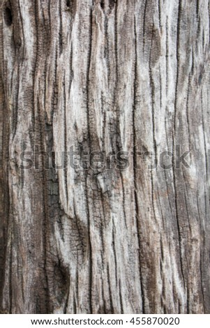 Blur old wood texture