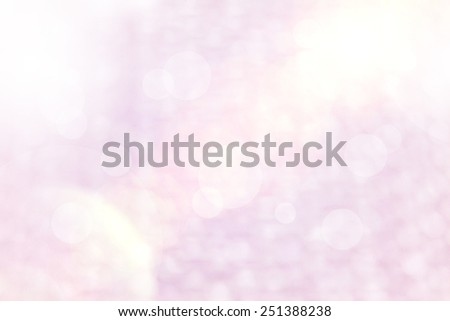 Blur pink Background of Air bubble wrap foil welcome to valentine day
